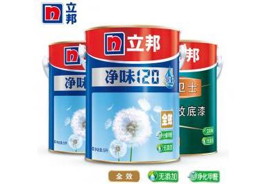 立邦漆 净味120硅藻抗甲醛全效 套装